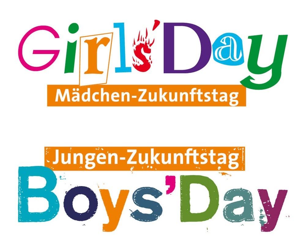 Girls Day und Boys Day Logo