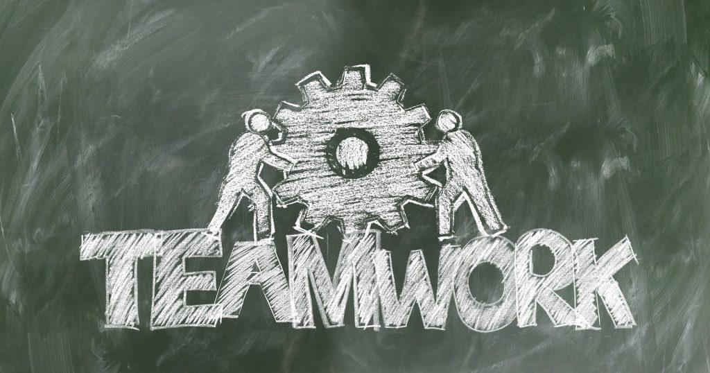 Bild Teamwork